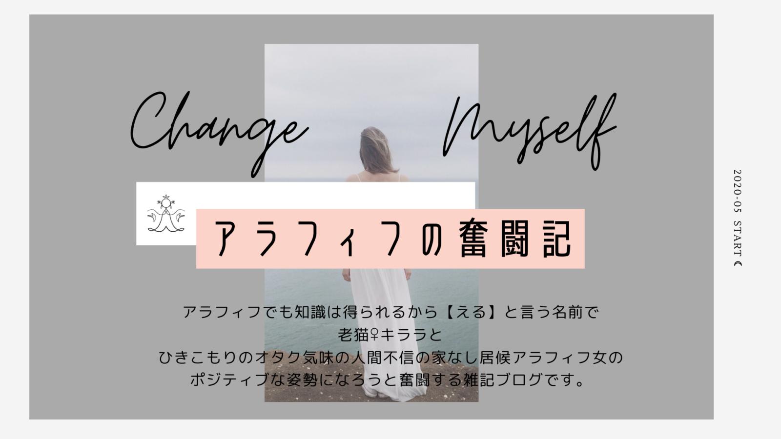 アラフィフの奮闘記toppage